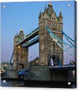 Tower Bridge 5 Acrylic Print