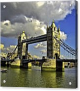 Tower Bridge I Acrylic Print