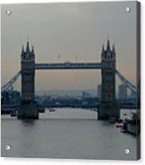 Tower Bridge, London Acrylic Print