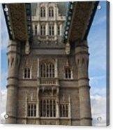 Tower Bridge Two Acrylic Print