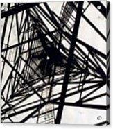 Tower Grid Acrylic Print