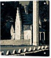 Tower Grove Park West Gatehouse Acrylic Print