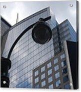 Tower Of Glass  Acrylic Print
