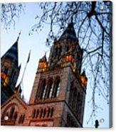 Tower Of History Acrylic Print