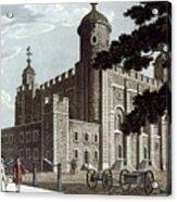 Tower Of London, 1799 Acrylic Print