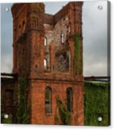 Tower Of Ruins Acrylic Print