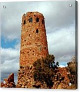 Tower Of Stone Acrylic Print