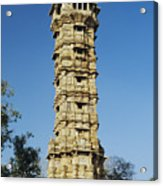Tower Of Victory Acrylic Print