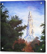 Tower Over The Grove II Acrylic Print