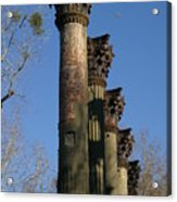 Towers Of Windser Acrylic Print