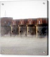 Towers Rising Acrylic Print