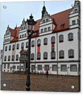 Town Hall Acrylic Print