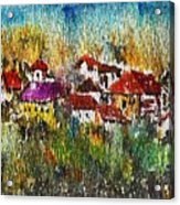 Town To Country Acrylic Print
