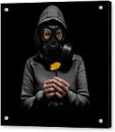 Toxic Hope Acrylic Print