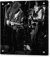 Toy And Tommy At Winterland 1976 Acrylic Print