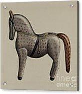 Toy Horse Acrylic Print