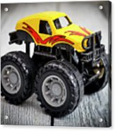 Toy Monster Truck Acrylic Print