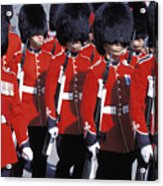 Toy Soldiers Acrylic Print
