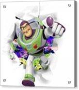 Toy Story Acrylic Print