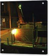 Tr10 Sandia Tram Acrylic Print