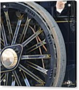 Traction Engine.  Acrylic Print