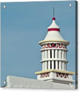 Traditional Algarve Chimney Acrylic Print