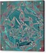 Traditional Dish Acrylic Print
