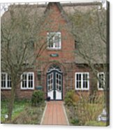 Traditional House 1 Acrylic Print