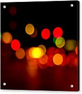 Traffic Lights Number 8 Acrylic Print