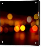 Traffic Lights Number 9 Acrylic Print