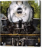 Train - Engine - 4039 American Locomotive Company  Acrylic Print