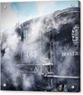 Train Engine 463 Acrylic Print