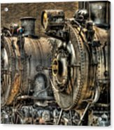Train - Engine - Brothers Forever Acrylic Print