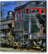 Train No. 3 Acrylic Print
