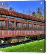 Train No. 91 Acrylic Print