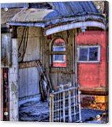 Train No. 92 Acrylic Print