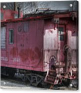 Train Series 2 Acrylic Print