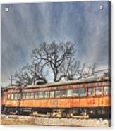 Train Series 3 Acrylic Print