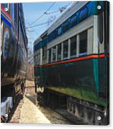 Train Series 6 Acrylic Print