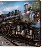Train - Steam - 385 Fully Restored  Acrylic Print