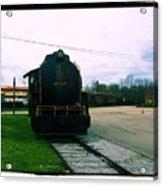 Trains 3 7a Acrylic Print