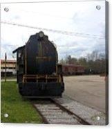 Trains 3 Org Acrylic Print