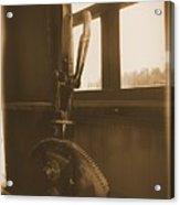 Trains 6 2 Acrylic Print