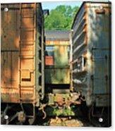 Trainyard 5 Acrylic Print