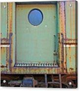 Trainyard 9 Acrylic Print