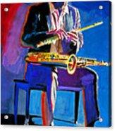 Trane - John Coltrane Acrylic Print