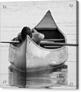 Tranquil On Chautaqua Lake Acrylic Print