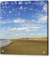 Tranquil Seashore Acrylic Print