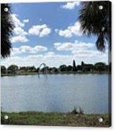 Tranquility - Port Richey, Florida Acrylic Print