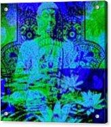 Tranquility Zen Acrylic Print